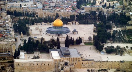 Haram al-Sharif : Jerusalem Most Holy Site Has Nothing to Do with Judaism, UNESCO Rules