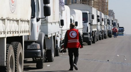 Aid Trucks for Aleppo Still at Border : UN Official