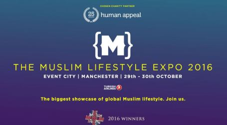 Muslim Lifestyle Expo in London This Month