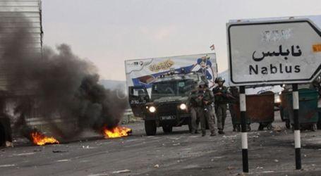 IOF Storms Sebastia Town, Closes Beit Furik Checkpoint