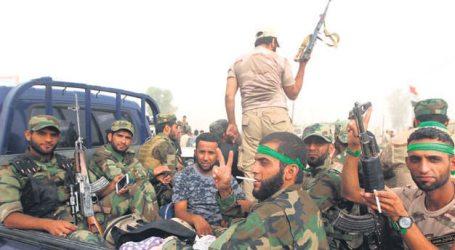 Shia Militiamen Destroy Mosques in Iraq's Rutba: Source