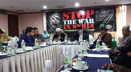 NGOs of ASEAN Countries Call for Stop the War In Syria