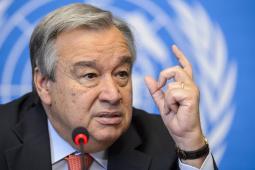 Portugal's António Guterres As Next UN Secretary-General