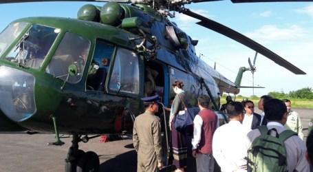 UN-Led Delegation Visits Myanmar's Troubled Rakhine