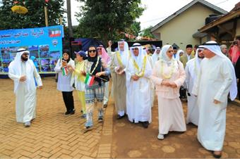 Indonesian Official Lauds Kuwait's Humanitarian Aid