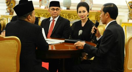 President Jokowi Hopes Economy to Grow More Than Six Percent in 2018