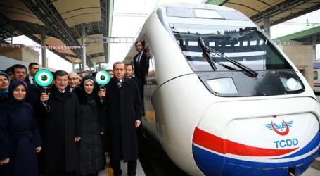 Islamic Bank Gives $334 Million for Turkish High-Speed Train