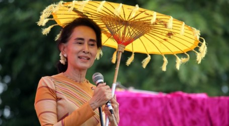World`s Religious Leaders Meet Aung San Suu Kyi Discussing Rohingya