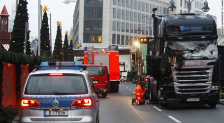 Indonesia Denounces Truck Attack in Berlin