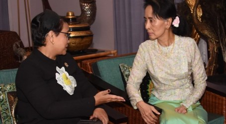 Indonesia Launches US$2 Million Hasco Program for Rakhine State