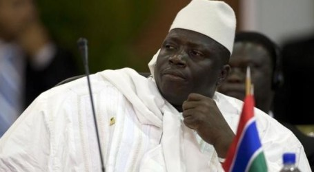 Gambia's Neighbours Send Troops to Secure New President