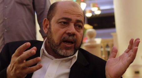 Lebanese PM Hariri Receives Hamas Delegation