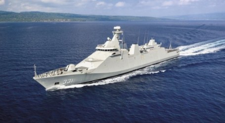Indonesia Takes Delivery of First SIGMA 10514 Guided-Missile Frigate