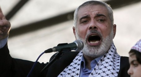 Palestinians Protest at US Designation of Hamas Leader as Terrorist