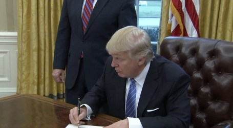 US Withdraws from TPP Deal