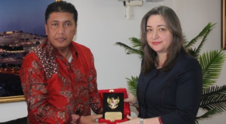 Indonesia Information Center to Be Built in Hebron
