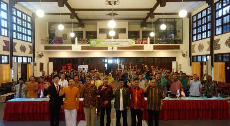 Activities of Peace Transcending Religions Echoed in Indonesia
