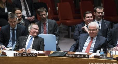 UNSC Endorses Ceasefire Plan in Syria