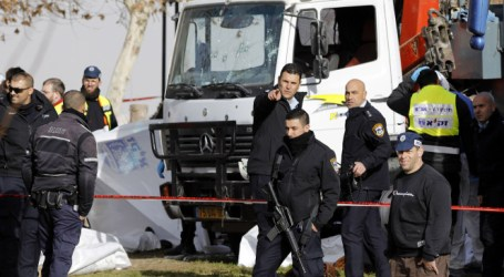 5 Killed after Truck Rams into Israelis in Jerusalem