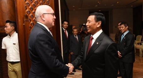 Indonesia Talks Trump with Australia