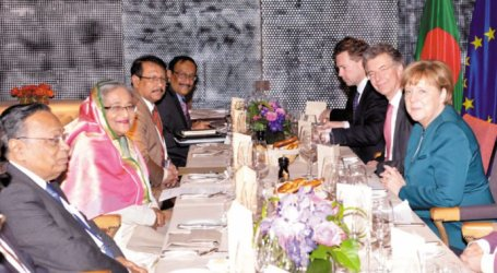 PM Hasina Seeks Global Support for Relocating Rohingya Refugees