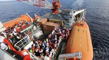 Strong Winds, Undercurrent, Delays Progress of Nautical Aliya