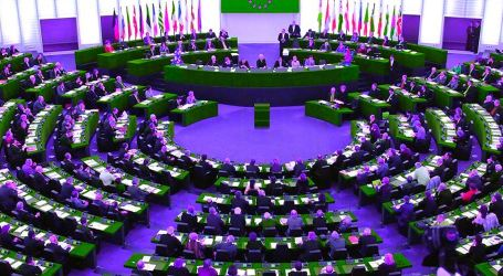 "European Parliament Condems Israel's ""Regulation Law"""