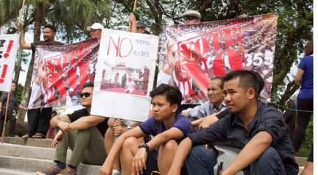 Kuala Lumpur Rally Calls For Stricter Islamic Law