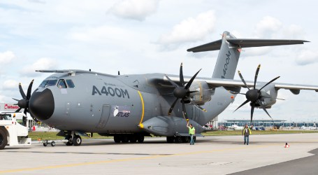 Airbus Dispatches A400M to Indonesia in Showcase of Platform's Capabilities