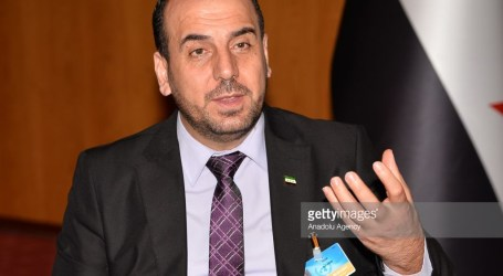 Syrian Opposition Insists on Toppling Assad
