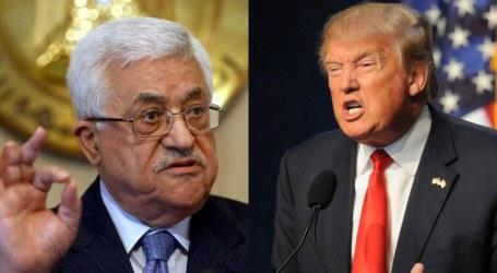 Trump Tells Abbas He Will Move US Embassy to Jerusalem
