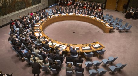 UNSC Fails to Penalize Syria over Chemical Weapons
