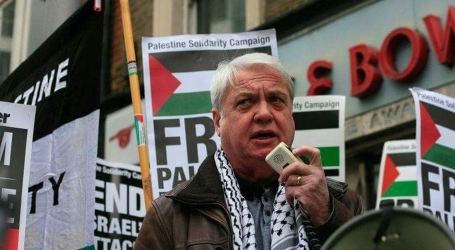 Israel Bans Entry Of Chair Of Palestine Solidarity Campaign
