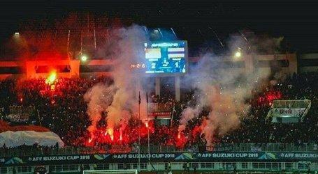 AFC Slaps US$60,000 Fine on PSSI for Flares: Official