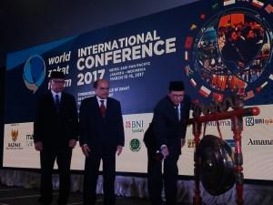World Zakat Forum 2017 Officially Open
