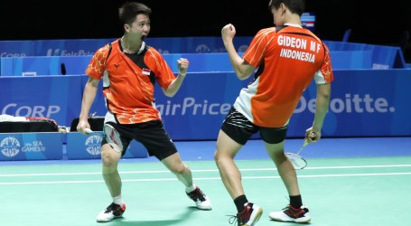Marcus/Kevin Wins Third Title in Malaysia Badminton Superseries
