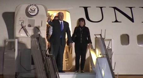 US Vice President Arrives in Jakarta Wednesday night