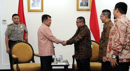 VP Jusuf Kalla to Release Delivery of Humanitarian Aid to Somalia