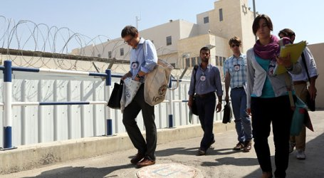 """ICRC Warns Against """"Health Consequences"""" of Palestinian Hunger Strikers"""