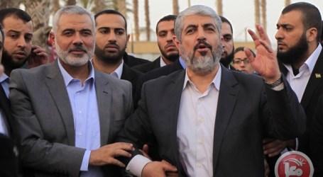 Haniyah Elected as Hamas Politburo Chief