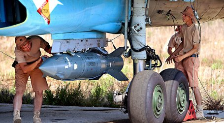 Rody Wants Russian Precision Bombs