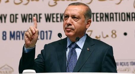 Erdogan Calls for More Muslim Visits to Jerusalem