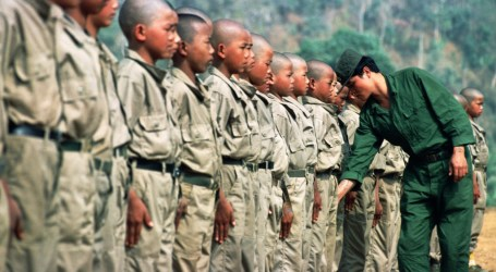 Myanmar Releases 67 Child Soldiers