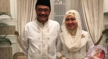Jakarta Governor Djarot Greets Obama