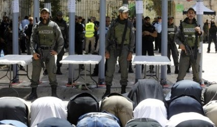 Indonesia Condemns Israel Over  al-Aqsa Mosque Imam's Shot