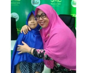 Aisyah,The Youngest Participant to Memorize Al-Quran in  National STQ