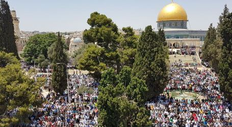 Al-Aqsa Preacher Warns of Waifing Jerusalem