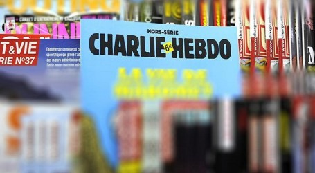 Charlie Hebdo Magazine Cover Accused of Stirring Up Hatred Against Muslim