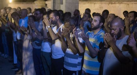 Jerusalem Clerics: Age Restrictions Will Worsen Situation at Al-Aqsa