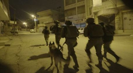 Several Kidnapped Overnight by IOF in West Bank
